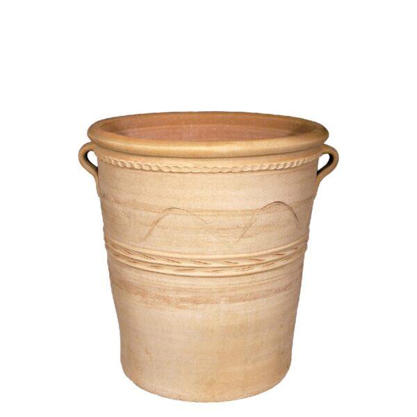 Alexandros – Græsk terracotta krukke fra amphora