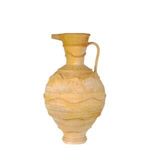 Amforeas – Græsk terracotta krukke fra amphora