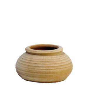 Asterios – Græsk terracotta krukke fra amphora