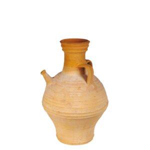 Brika – Græsk terracotta krukke fra amphora