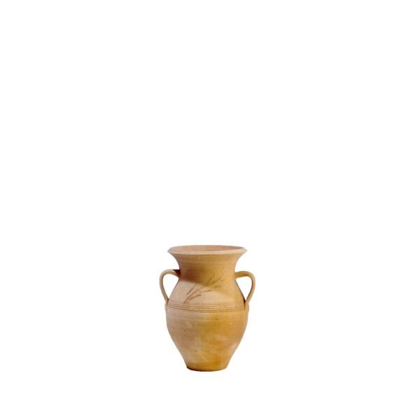 Europe – Græsk terracotta krukke fra amphora