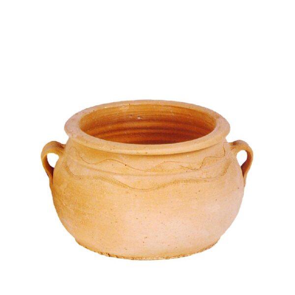 Gozunta – Græsk terracotta krukke fra amphora