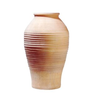 Labyrinth – Græsk terracotta krukke fra amphora