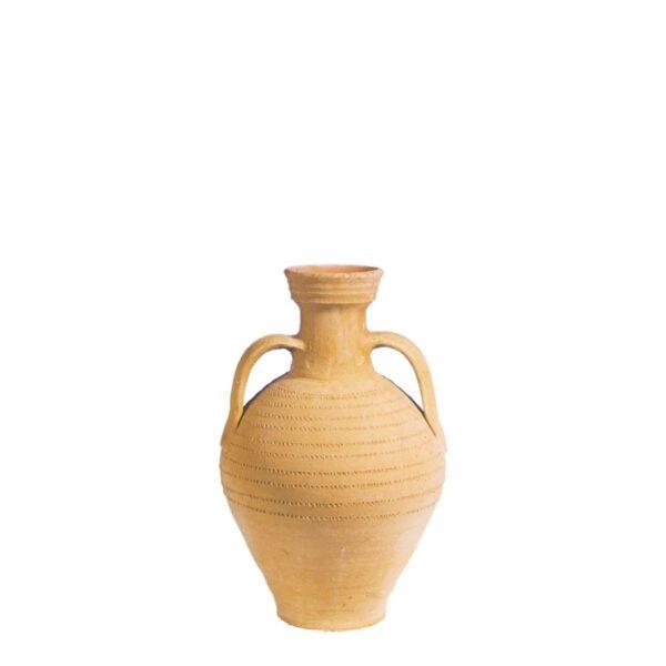 Laini – Græsk terracotta krukke fra amphora