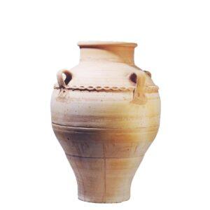 Macedonia – Græsk terracotta krukke fra amphora