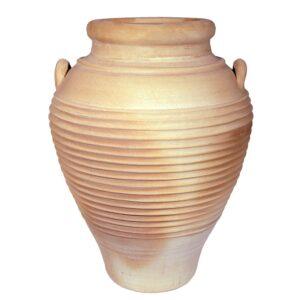 Michalis – Græsk terracotta krukke fra amphora