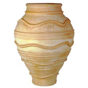 Milatos – Græsk terracotta krukke fra amphora