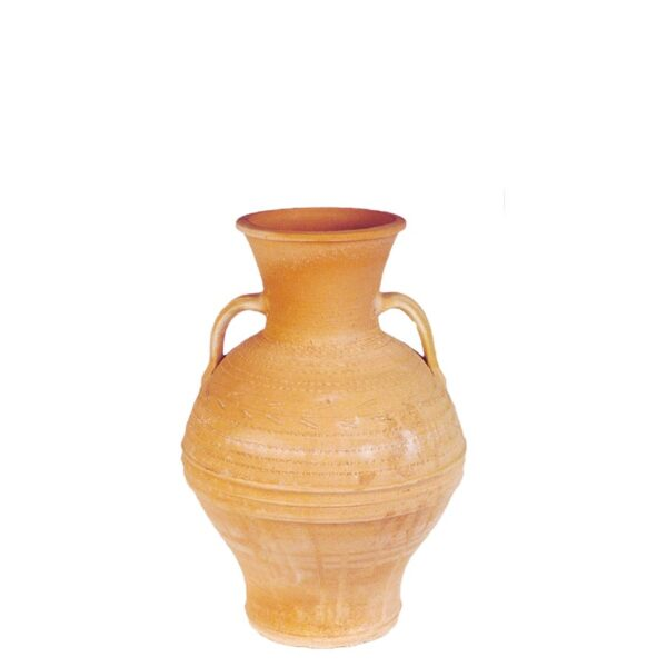 Mistato – Græsk terracotta krukke fra amphora