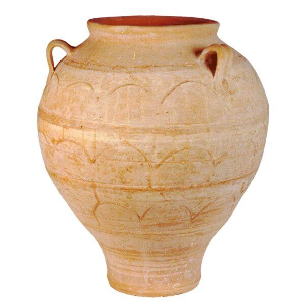 Oil Jar – Græsk terracotta krukke fra amphora