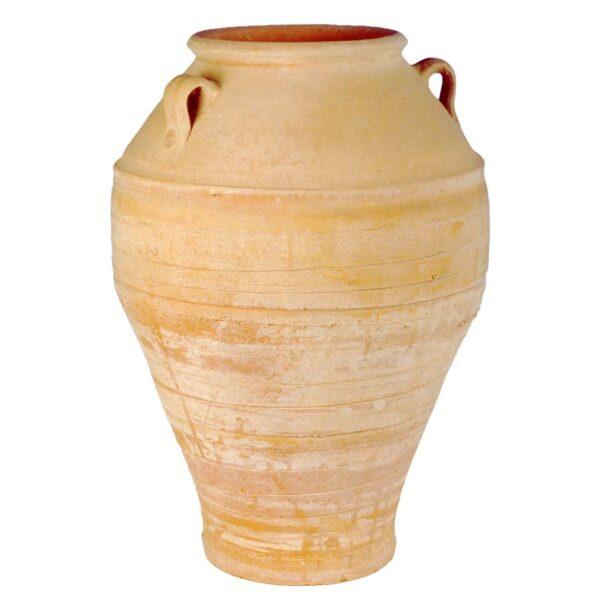 Pithos – Græsk terracotta krukke fra amphora