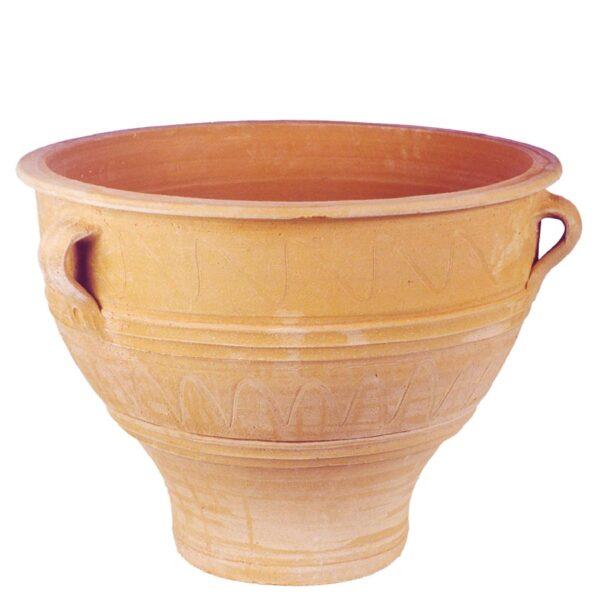 Roumbaki – Græsk terracotta krukke fra amphora