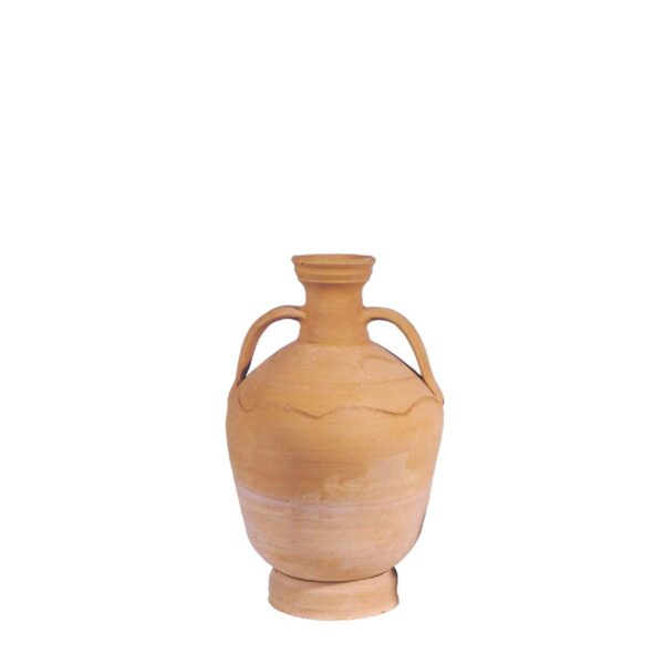 STAMNOLAINO. En græsk terracotta krukke fra amphora